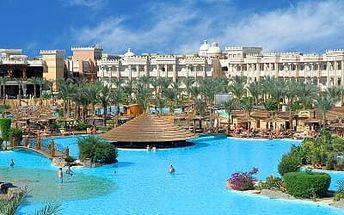 ALBATROS PALACE RESORT, Egypt, Hurghada, 8 dní, Letecky, All inclusive, Alespoň 5 ★★★★★, sleva 57 %, bonus (Levné parkování u letiště: 8 dní 499,- | 12 dní 749,- | 16 dní 899,- )
