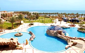 Hotel Sentido Palm Royale Soma Bay, Egypt, Hurghada, 8 dní, Letecky, All inclusive, Alespoň 5 ★★★★★, sleva 60 %, bonus (Levné parkování u letiště: 8 dní 499,- | 12 dní 749,- | 16 dní 899,- )