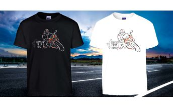 Grand Prix triko a mikina