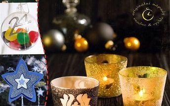 Vánoční dekorace - Originální nápady snadno a rychle