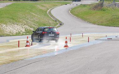 Škola bezpečné jízdy v Moravskoslezském kraji