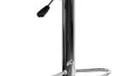 Barová židle CL-7004 WT bílá