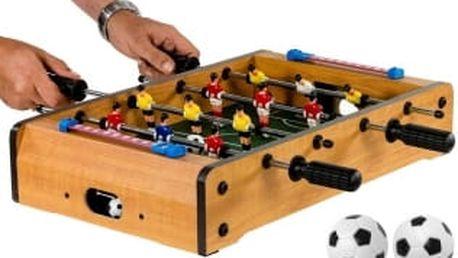 OEM M30637 Mini stolní fotbal fotbálek 51x31x8cm M11772