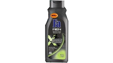 FA sprchový gel men Xtreme sports 400ml
