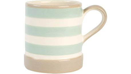 Hrnek Mint Stripe, 400 ml