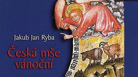 Ryba Jakub Jan - Česká mše vánoční CD
