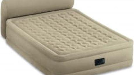 Nafukovací postel Intex Headboard Bed Queen