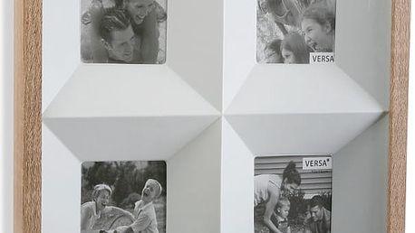 Fotorámeček na 4 fotky Versa Photo