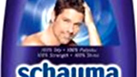 SCHAUMA šampon pro muže 250 ml