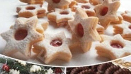 Helenčino pečení - Vánoční cukroví