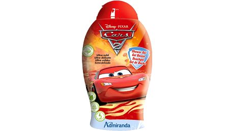 EPLINE Cars sprchový gel 250 ml