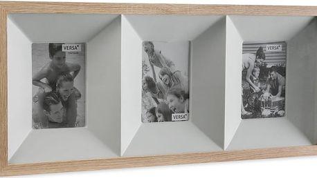 Fotorámeček na 3 fotky Versa Photo