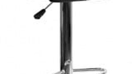 Barová židle CL-3232-1 BK (černá) - 1 kus