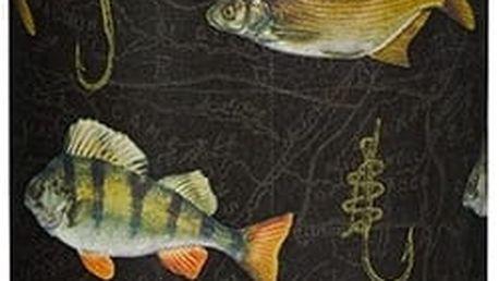 Termoska Hook Line and Sinker Black Fish, 500 ml
