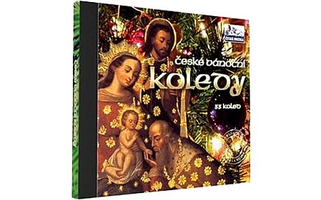 České vánoční koledy - 1 CD