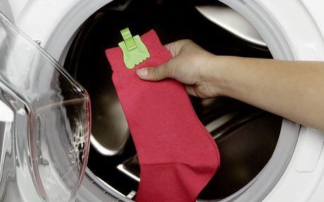 Sada 7 klipsů na ponožky Socky
