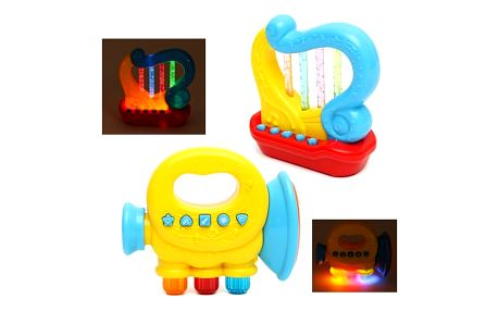 Dětská mini hudební hračka