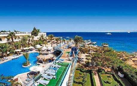 BELLA VISTA HOTEL & RESORT, Egypt, Hurghada, 10 dní, Letecky, All inclusive, Alespoň 3 ★★★, sleva 47 %, bonus (Levné parkování u letiště: 8 dní 499,- | 12 dní 749,- | 16 dní 899,- )