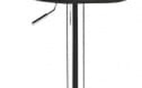 Barová židle CL-3235 BK černá
