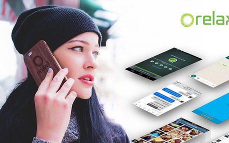 Kupon na slevu na tarif Sosej1500 od Relax Mobil