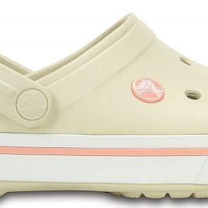 Crocs Crocband II.5 Stucco/Melon, dostupné velikosti 37-38