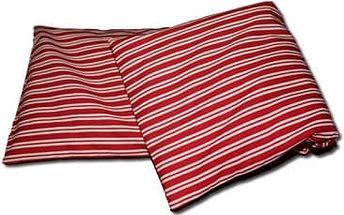 Nahřívací polštářek RELAX PLUS - červená