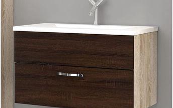 Koupelnová skříňka pod umyvadlo Lorieta ssc 2