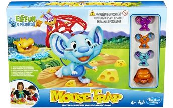 Hasbro Myší past
