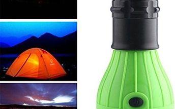 Outdoorová LED žárovka na kempování - dodání do 2 dnů