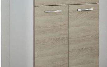 Koupelnová skříňka pod umyvadlo Valencia bs 2
