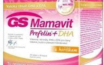 GS Mamavit Prefolin+DHA+EPA tbl/cps 60
