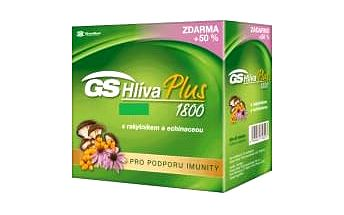 GS Hliva Plus 40 + 20 tablet ZDARMA