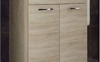 Koupelnová skříňka pod umyvadlo Valencia ss 2