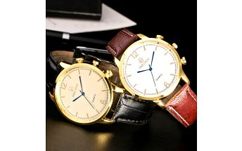 Pánské business hodinky - 6 variant