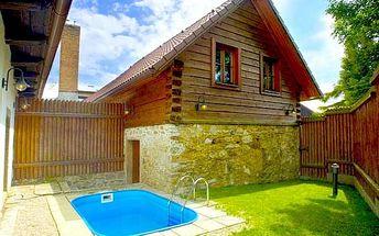 Pobyt na Vysočině pro 2 sauna i masaz