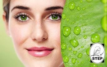 Balíček kosmetických ošetření pro 1 nebo 2 osoby v Praze ve studiu Step