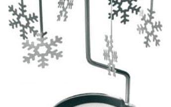 Vánoční rotující kolotoč