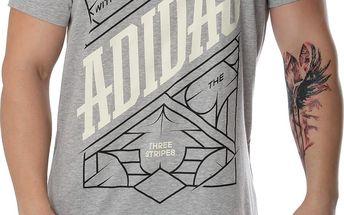 Pánské funkční tričko Adidas Performance vel. S
