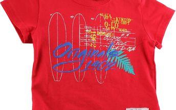 Dětské tričko Ativo vel. 6 měsíců, 74 cm