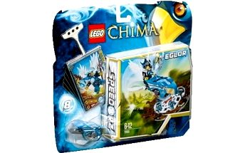 LEGO® Chima 70105 Trefa do hnízda