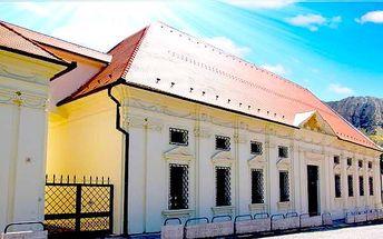 3–6 dní v Uherském Brodě pro 2 levně