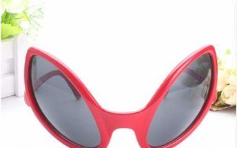 Párty sluneční brýle Ufon