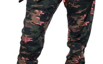 Dámské sportovní kalhoty Reebok CrossFit vel. L