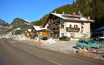 Hotel Monte Civetta - 3 varianty zájezdu na 2/3/4 noci, noční i denní přejezdy, Itálie, Dolomiti - Civetta, 5 dní, Autobus, Polopenze, Alespoň 3 ★★★, sleva 0 %