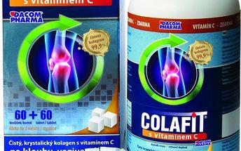 Dacom Pharma Colafit s vitamínem C 60 kostiček + 60 tablet