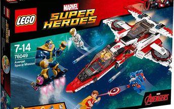 LEGO® Super Heroes 76049 Vesmírná mise Avenjet