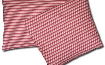 Nahřívací polštářek RELAX PLUS - růžová
