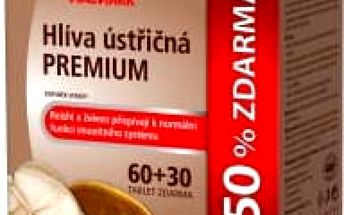 WALMARK Hlíva ústřičná Premium 60 + 30 tablet