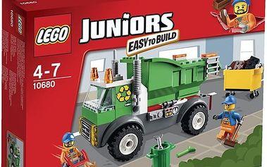 LEGO® Juniors 10680 Popelářské auto