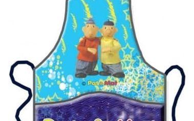 Zástěra pro děti - Pat a Mat